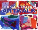 last friday art walk